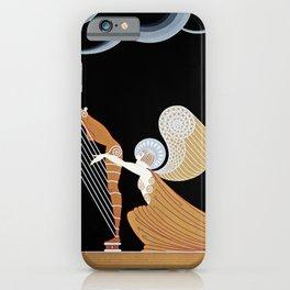 "Art Deco Design ""The Angel"" iPhone Case"