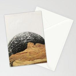 Desert Moon. Stationery Cards