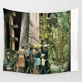 The Marketplace Wall Tapestry