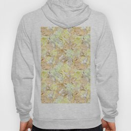Early autumn in watercolor. Hoody