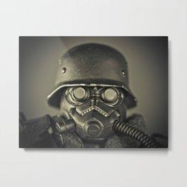 Dogs of War Metal Print
