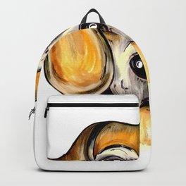 Brandy the Beagle Backpack