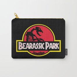 Bearassic Park Carry-All Pouch