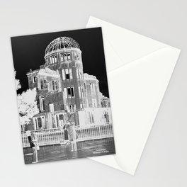 Atom Dome, Hiroshima, 1984 Stationery Cards