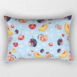 Stone Fruit Rectangular Pillow