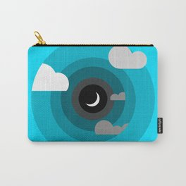 Into the clouds Carry-All Pouch