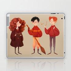 Friendship and Bravery Laptop & iPad Skin