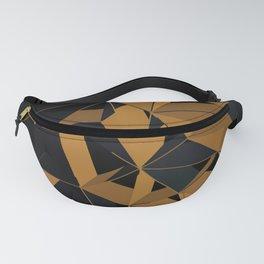3D Futuristic GEO VI Fanny Pack