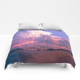 Daunting Comforters