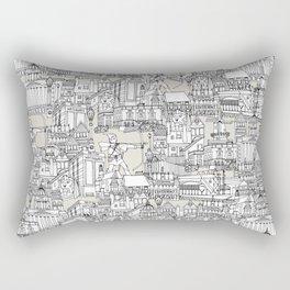NOTTINGHAM CHAMPAGNE Rectangular Pillow