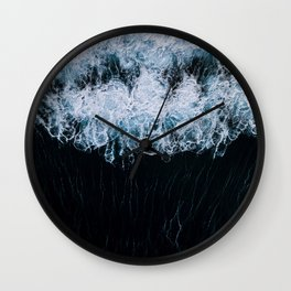 The Color of Water - Seascape Wall Clock