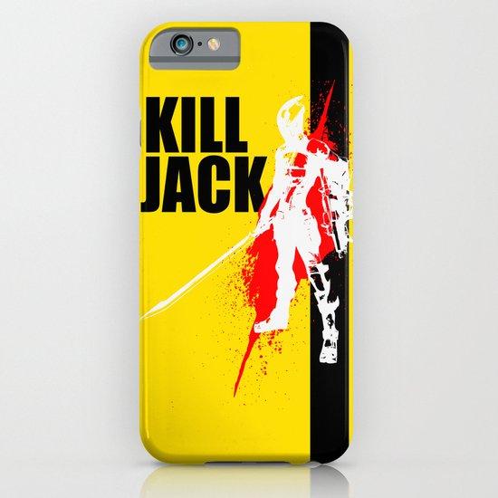 KILL JACK - ASSASSIN iPhone & iPod Case