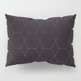 Golden Hive Pillow Sham
