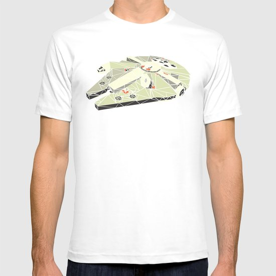 The Millennium Falcon T-shirt