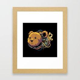 Teddy Framed Art Print