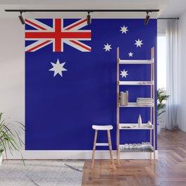 Australian Flag - Flag of Australia Wall Mural