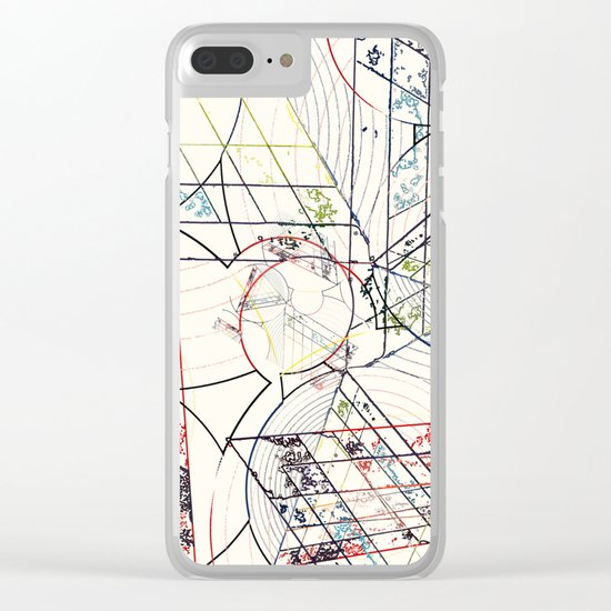 Under every no Clear iPhone Case