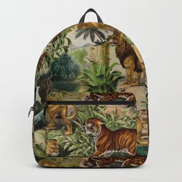 The beauty of the forest Backpack