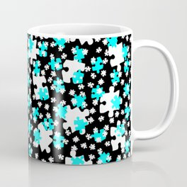 DT PUZZLE SCATTER 5 Coffee Mug