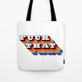 f that Tote Bag