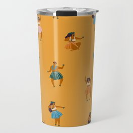 Hula party Travel Mug