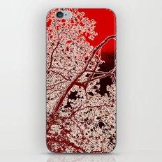 Surreal Red Harmony iPhone & iPod Skin