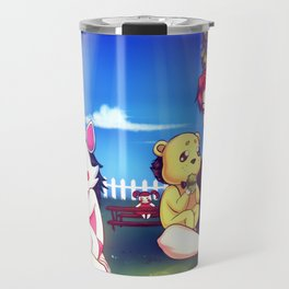 The Treasure that I hold - Markiplier, Jacksepticeye and FNAF Travel Mug