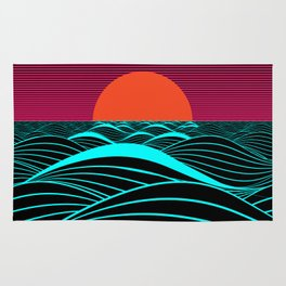 Don't let the sun go down on me Rug