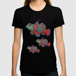 Mandy, the Mandarin Fish T-shirt