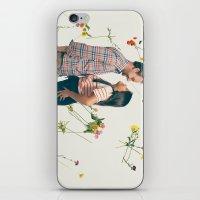 wedding iPhone & iPod Skins featuring Wedding by Nash Cubero