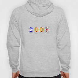 2008 - NAVY - My Year of Birth Hoody