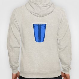 CLARITY CUP BLUE (BIG) Hoody