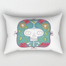 Skeletini Rectangular Pillow