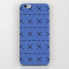 BoJack Blue Jumper iPhone Skin