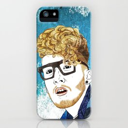 Daley iPhone Case