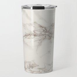 Marble Stone Texture Travel Mug