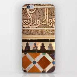 Details in The Alhambra iPhone Skin