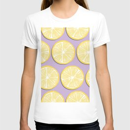 Lemon Pattern 10 T-shirt