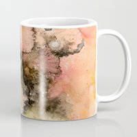 funky Mugs featuring Funky by Emily Kenney