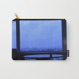 Cloudy Sunday in Paris Carry-All Pouch