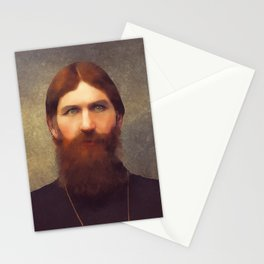 Rasputin Stationery Cards