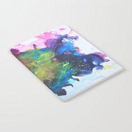Watercolor Texture Notebook