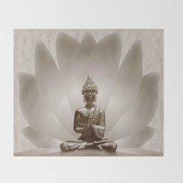 Buddha 13 Throw Blanket