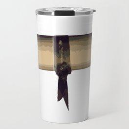 Scroll Travel Mug