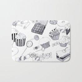 Süßigkeiten Bath Mat