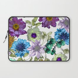 Botanical Haze Laptop Sleeve