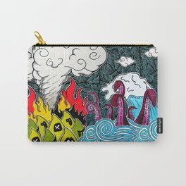 Chaos Doodles Carry-All Pouch