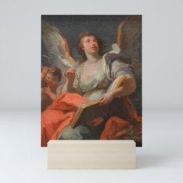 Sebastiano Conca - Allegory of Fame Mini Art Print