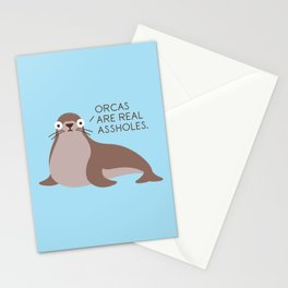 Seal of Reproval Stationery Cards