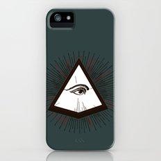 Illuminati iPhone (5, 5s) Slim Case